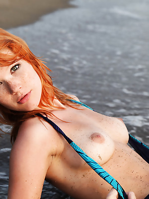 Errotica-Archives  Mia Sollis  Beautiful, Erotic, Tits, Boobs, Red Heads, Shaved, Pussy, Softcore, Ass, Breasts