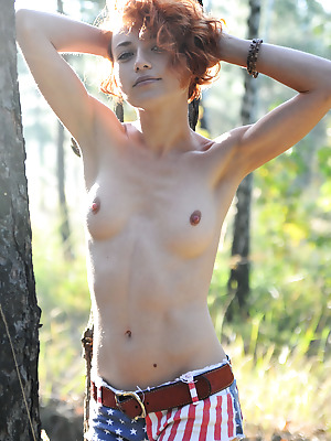 Amour Angels  Foxy  Red Heads, Boobs, Breasts, Tits, Beautiful, Solo